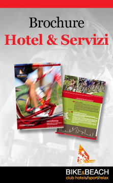 Brochure Bike & Beach Cicloturismo in Romagna Cesenatico